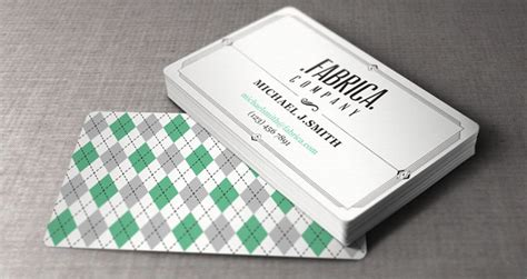 Vintage Style Business Card Psd Template by Retro Business Card Business Cards Templates Pixeden