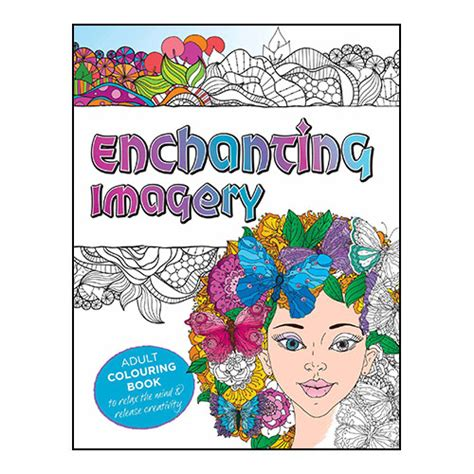 enchanting books colouring books enchanting imagery rossdale pty ltd