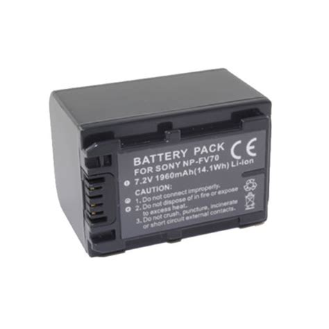 Sony Battery Np Fp90 battery for np fv70 fit sony np fp71 np fp90 np fh30 uk