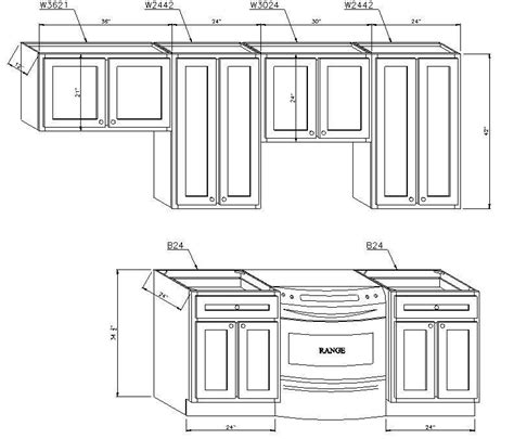 Standard Kitchen Cabinet Kitchen Cabinets Sizes Standard Roselawnlutheran
