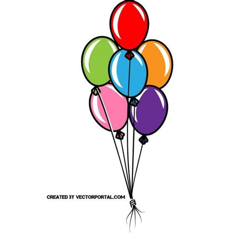clipart palloncini wheel vector image at vectorportal