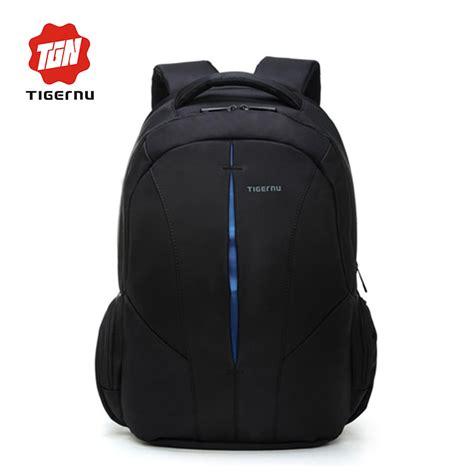 tigernu tas ransel backpack waterproof black blue
