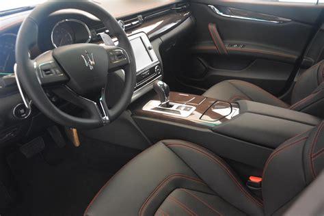 2016 maserati quattroporte interior new 2016 maserati quattroporte s q4 greenwich ct