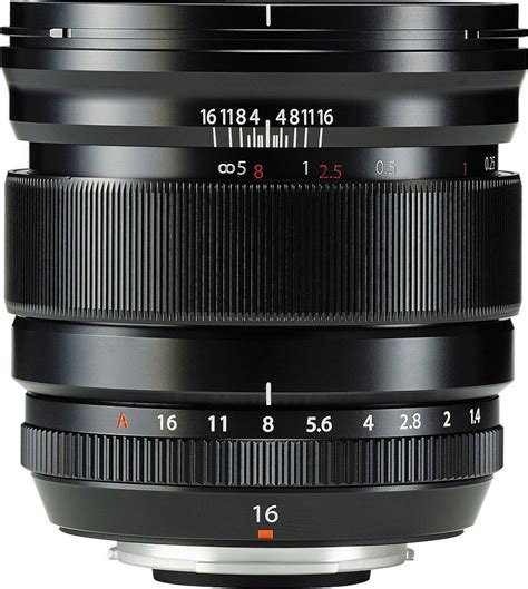 Fujinon Xf16mm F1 4 R Wr 16mm fujifilm fujinon xf16mm f1 4 r wr skroutz gr