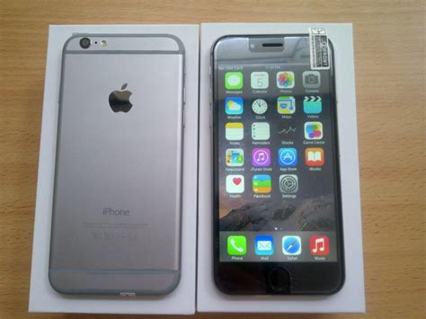 Hp Iphone 6 Tiruan harga dan spesifikasi iphone 6 replika quadcore ram 2gb