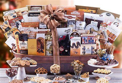 costco christmas food gifts gift basket costco