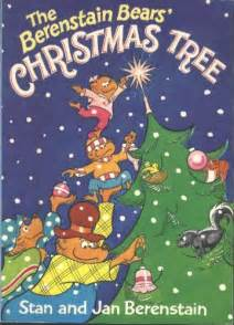 the berenstain bears christmas tree christmas specials wiki