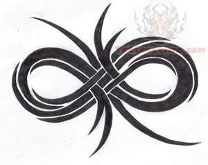tribal infinity symbol tattoo infinity tattoos symbols and infinity on