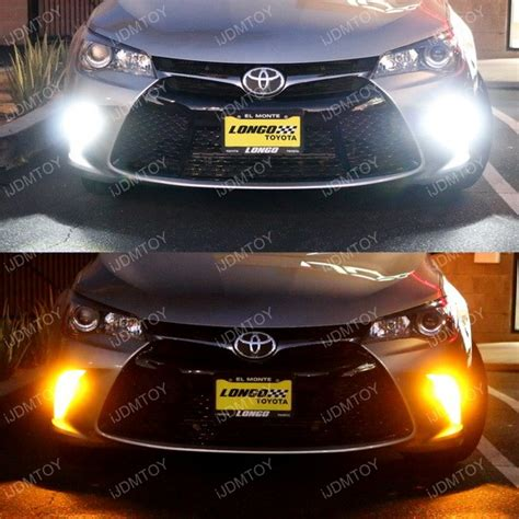 2015 toyota light 2015 2018 toyota camry as daytime running lights and turn