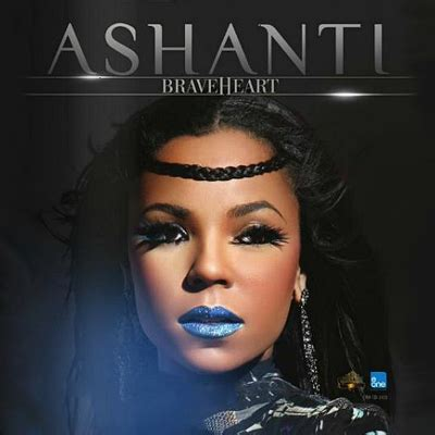 ashanti sideburns ashanti delays braveheart album that grape juice