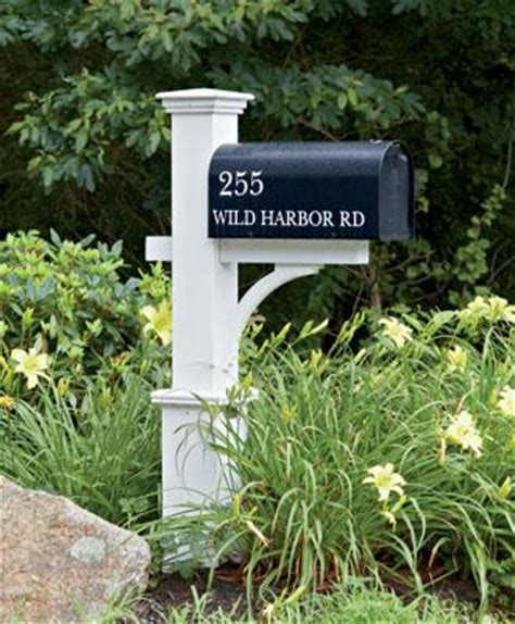 walpole woodworkers l posts dover fc wood mailbox posts vinyl mailbox posts from