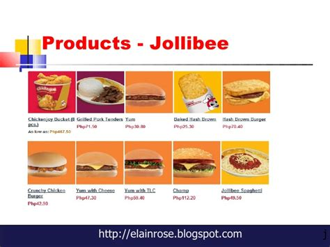 Business Letter Jollibee 10 Steps Marketing Plan Jollibee Philippines
