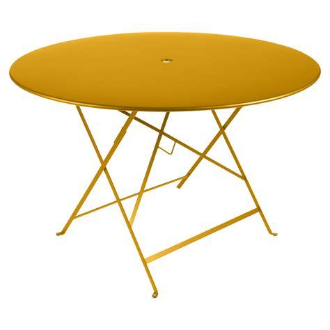 Bistro Round Table 117 Cm Outdoor Furniture Fermob Bistro Table