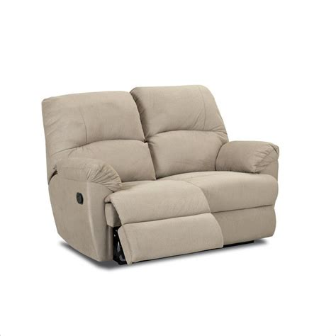 klaussner furniture fairweather reclining loveseat in