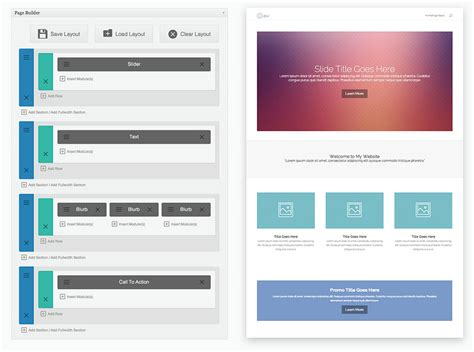 layout divi wordpress divi builder plugin review elegant themes new drag
