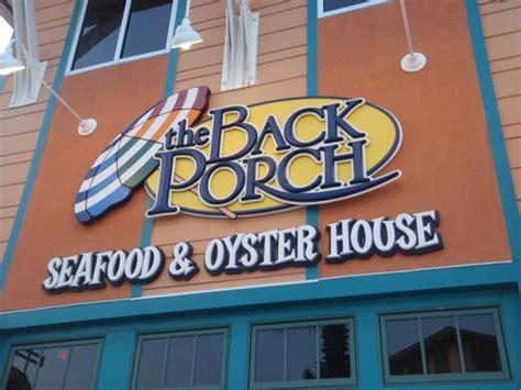 The Back Porch Panama City Fl the back porch panama city ristorante recensioni numero di telefono foto tripadvisor