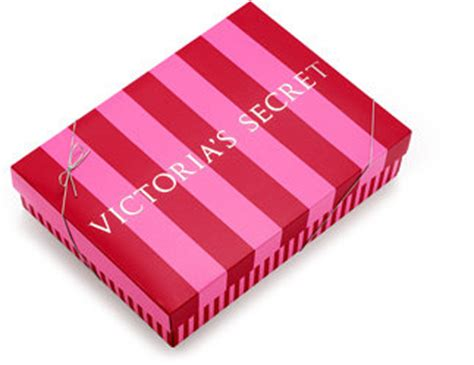 Victoria Secret 20 Gift Card - gift wrap victoria s secret
