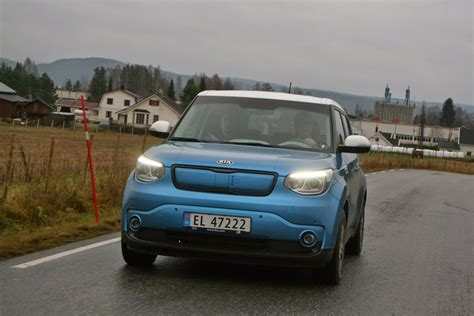Kia Soul Test Test Kia Soul Electric David Kj 248 Rer Bare Elbil I 10