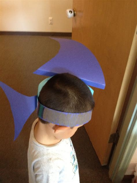 How To Make A Paper Shark Hat - 38 best fish images on fish day care and