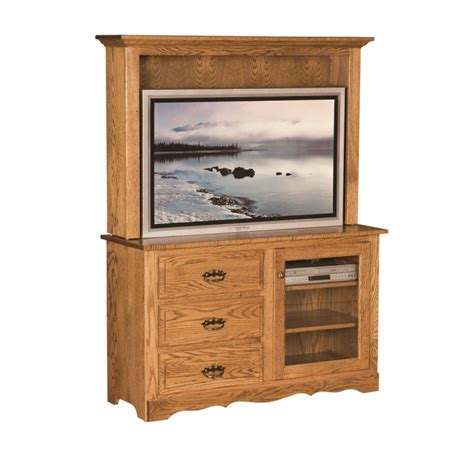 Kitchen Cabinets Wood Choices by Traditional Tv Stand Amp Hutch Traditional Tv Stand