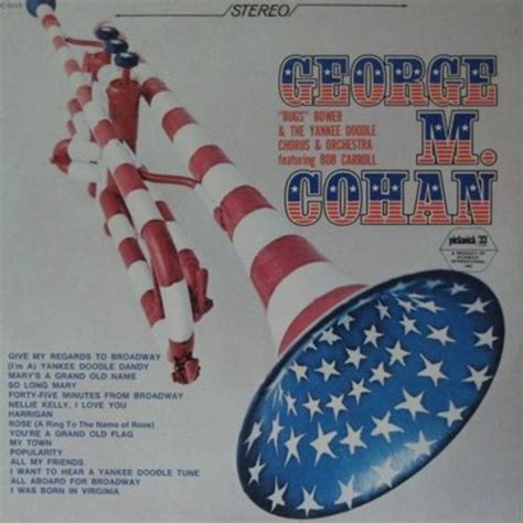 yankee doodle bug george m cohen performed by bugs bower the yankee