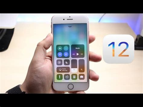 ios 12 beta on iphone 6s review