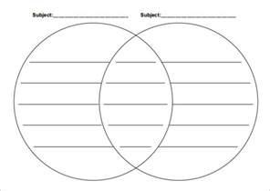 Venn Diagram Template Pdf 20 venn diagram templates sle exle format