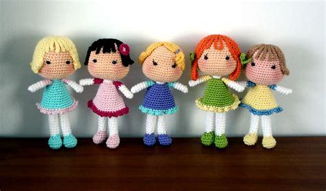 amigurumi patterns doll free amigurumi crochet dolls free patterns slugom for