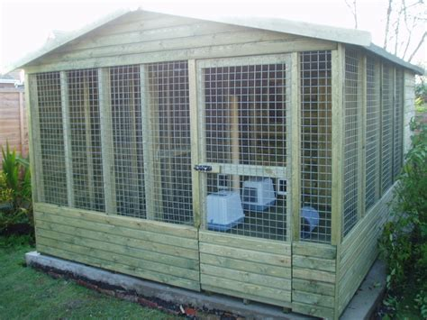 Cat Shed by Re Felt Large Cat Pen Shed Selby Roofing In Selby
