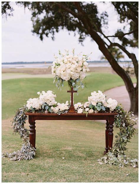 best 25 outdoor wedding altars ideas on outdoor wedding arches outdoor wedding