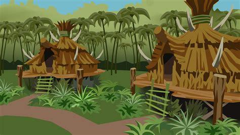 Tiki Hut Wallpaper Pin Tiki Huts Wallpaper Wallpapers 5105 On