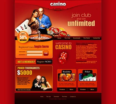 casino template casino html template 2428 entertainment media
