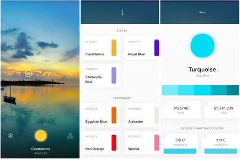 livid color cone per iphone identifica i colori pantone in tempo reale
