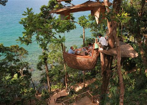 tree houses around the world these are some stunning pictures of tree houses around the world