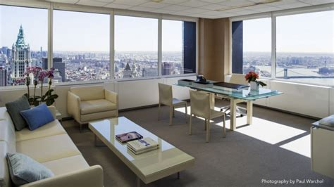 Office In Nyc Filled Luxury Office Design In New York Interior
