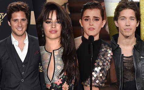 Or Cast 2017 Mtv Tv Awards 2017 Carpet Photos Camila Cabello 13 Reasons Why Cast More