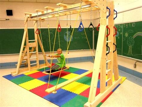 indoor therapy swing frame pediatric swings swing frames special needs swing on