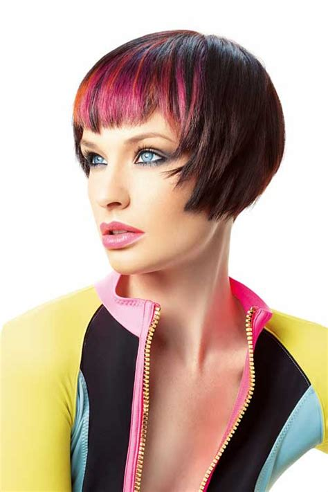 hairstyles colored bangs hottest bang haircuts 2017 new haircuts to try for 2018