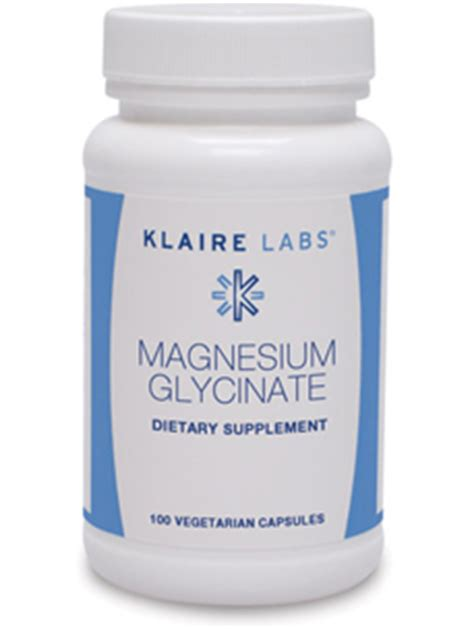 Magnesium Taurate Detox by Magnesium Glycinate Get Better Wellness