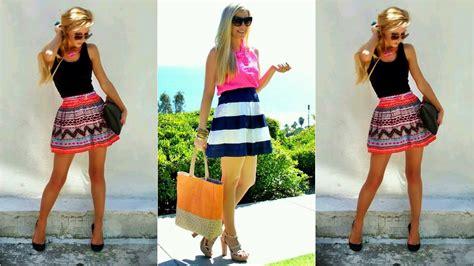 faldas largas de moda 2015 faldas circulares de moda 2015 youtube