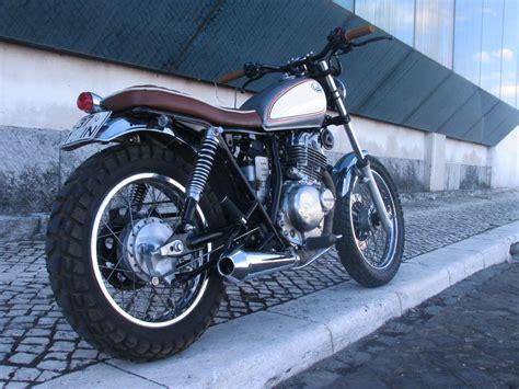 Suzuki Scrambler Motorcycle Milchapitas Kustom Bikes Suzuki Gn250 By Lab Motorcycle