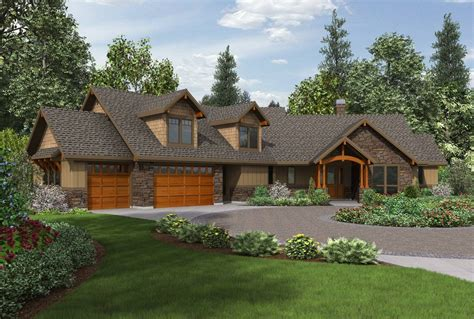 1 story house plans with basement multi level house plans country story storey craftsman style with luxamcc