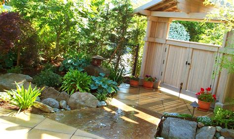 Small Backyard Privacy Ideas Garden Design With Small Ideas For Privacy The Landscaping Rock From Top Easy Landscape Make