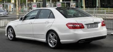 Mercedes E350 Wiki File Mercedes E 350 Cdi Blueefficiency 4matic