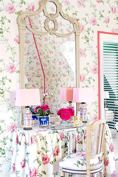 feminine home decor girly decor style pink homes