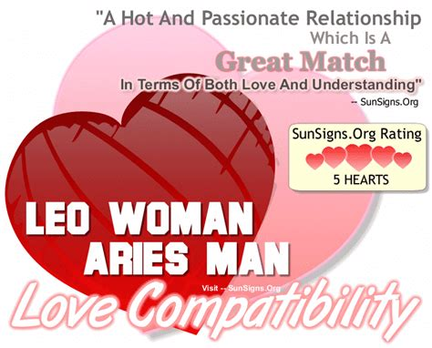 aries man in bed leo woman compatibility with men from other zodiac signs