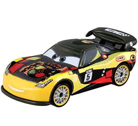 Tomica Cars Dock Hudson Piston Cup Racer Type tomica disney pixar cars series by takara tomy my way or
