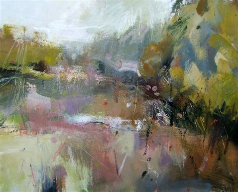 A Painting by Sussex Artist Andy Waite On The Arundel Gallery Trail