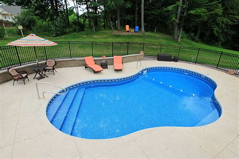 Home Layout Design mountain pond shaped inground pools cannon pools and spas