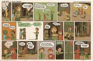 171 jl8 comic